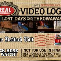 REAL Video Log - New Bedford, MA