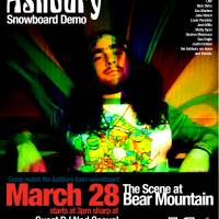 Ashbury Demo at Bear Mountain This Saturday!