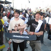 Chris Cole Wins The 2009 Maloof Money Cup