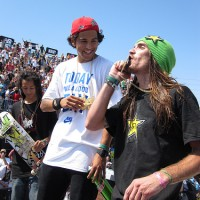 P Rod and Active take GOLD at X Games 15!