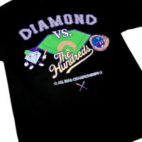 The Hundreds x Diamond Collaboration T-Shirts