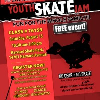 Irvine's Youth Skate Jam 2009 3rd annual