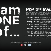 Inland Invasion! TOMS shoes Pop-Up Events