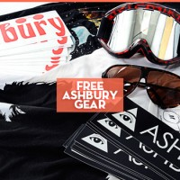 Free Ashbury gear!