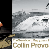 Collin Provost - Year's Best Am 2010