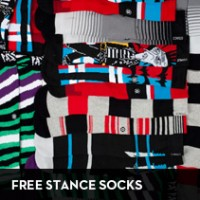 A Year Supply Of Stance Socks For Free!