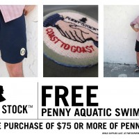 Penny Stock GWP - This weekend only (in-store only)!