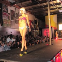 VOLCOM Spring 2012 Swim Fashion Show