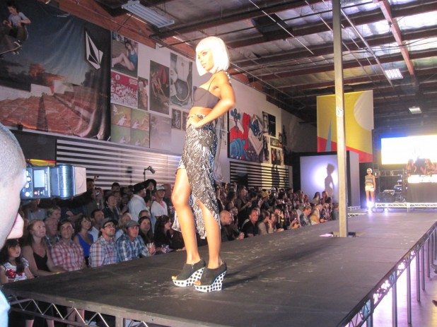 Volcom Swim Fashion Show