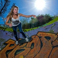 Girls Can Skate Too: Brittney Conrad