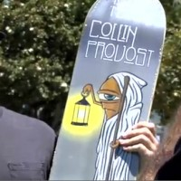 Collin Provost is Pro for Toy Machine!