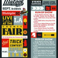 Maloof Skate Village @ LA County Fair