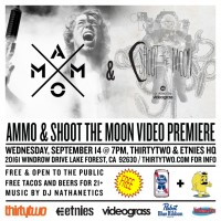Ammo & Shoot The Moon Video Premiere