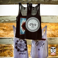 NEW Women's Obey Tanks - Available ONLY at Active!