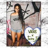 The Vans Girls x Jesse Jo Collection