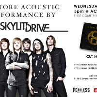 A Skylit Drive Instore