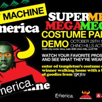 Toy Machine & Emerica Mega Mega Mega Costume Party Demo!