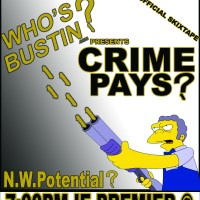 "Who's Bustin ""Crime Pays"" Premiere at Active HQ"