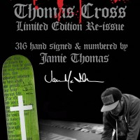 Jamie Thomas Cross Limited Edition Re-Release Deck