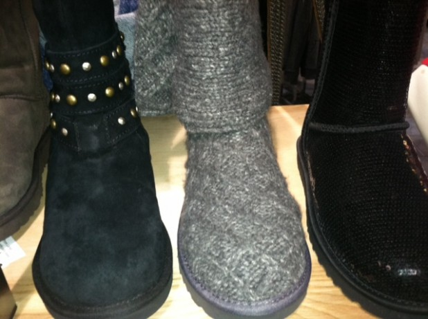 Ugg Clovis Boot, Latice Cardy Boot, Classic Sparkles